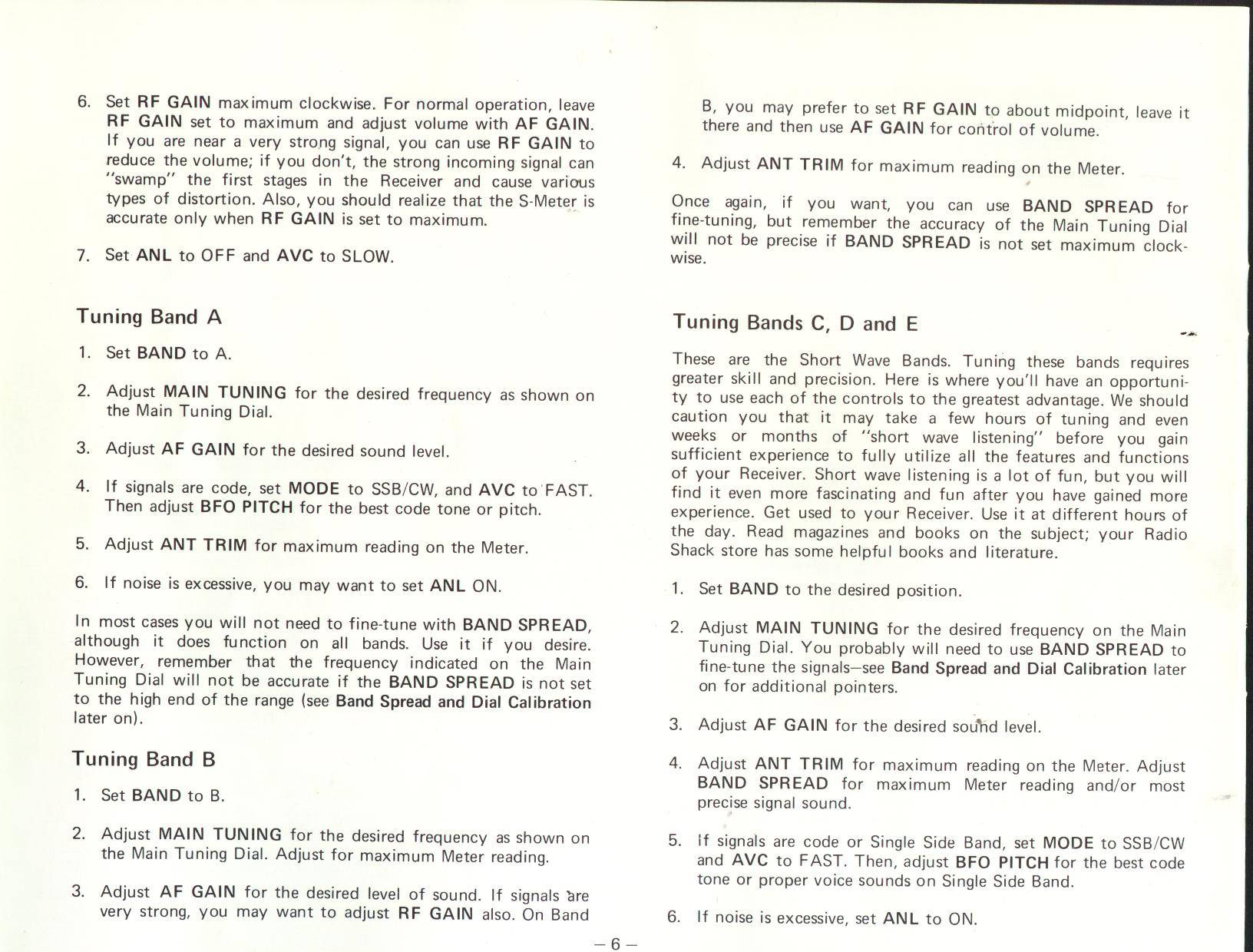 Index Of Onlinehelp Oem Radio Owners Manuals Radioshack Audio Wiring 326k Dx160 06