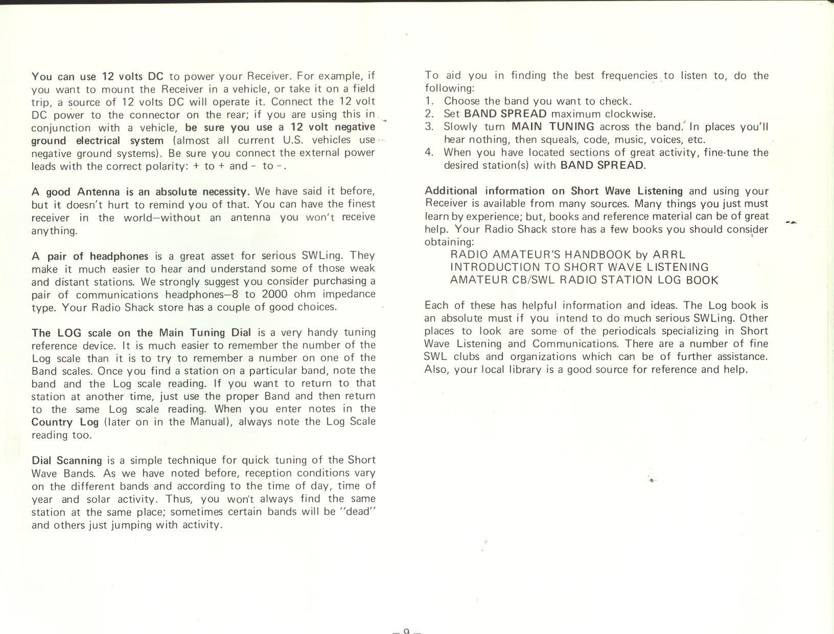Index Of Onlinehelp Oem Radio Owners Manuals Radioshack Audio Wiring 326k Dx160 09