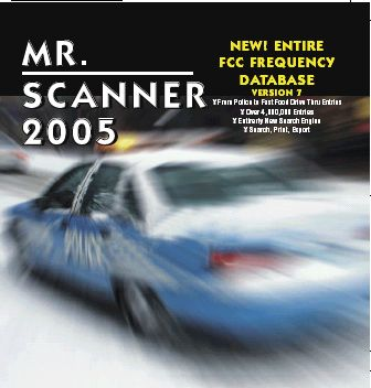 MR. SCANNER FCC CD - Click Image to Close